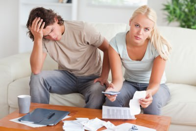 Debt Affects The Majority of Newlyweds