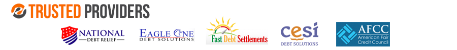 Trusted Debt Relief Providers